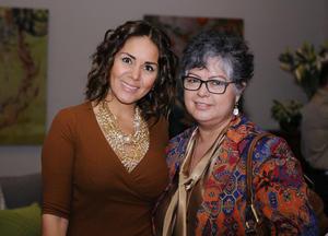 26112015 Eunice Aguilar y Gaby Moreno.