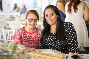 Fabiola y Emma