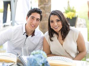 Luis y Hortencia