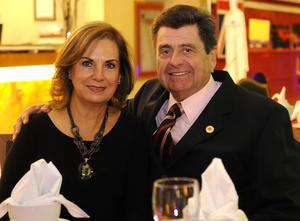 Estela y Ricardo