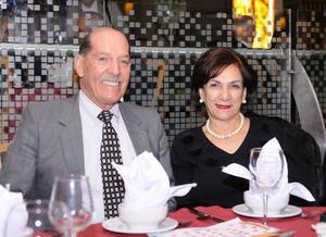 Hugo Ollivier y Samia Jaik