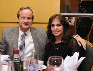 José Ángel y Alejandra