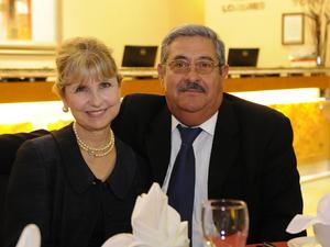 Laura y Sergio Berlanga