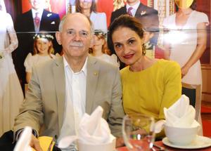 Ricardo y Adriana Marcos