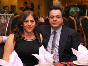 Yolanda y Armando