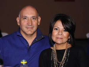 Javier y Claudia