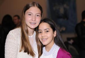 Aitanna y Susy