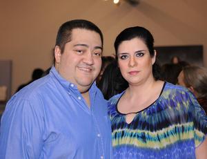 Daniel Morales y Julia María Vargas