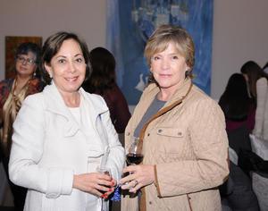 Sonia Vázquez y Kity Domínguez
