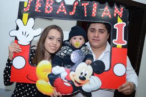 28112015 Mariana, Mateo y Juan Manuel.