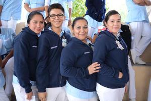 27112015 Karina, Rodolfo, Lizbeth y Blanca.