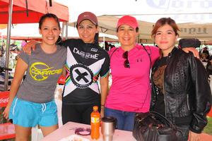 27112015 Paola, Norma, Nidia y Ana Luisa.
