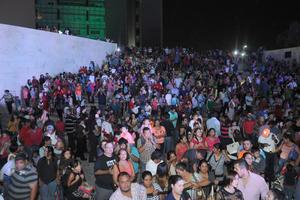 Con este evento arrancaron las fiestas decembrinas en Torreón.