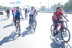 En específico en La Laguna, pidieron mejorar la movilidad no motorizada.