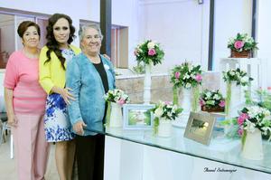 29112015 Las organizadoras de esta celebración fueron: Olivia Leyva Ramos y Josefina del Socorro Rodríguez León.- Annel Sotomayor Fotografía