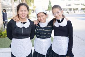 29112015 Renata, Abigail y Ximena.