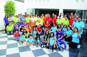 30112015 GRATOS MOMENTOS.  Reunión de las familias Cuéllar.