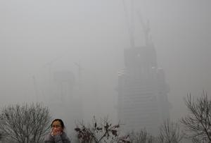 La alerta por malas condiciones atmosféricas rebasa los límites de la capital china y se extiende a las norteñas provincias de Tianjin, Hebei y Shanxi.