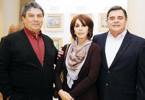 01122015 Ladislao Medina, María del Carmen Hernández y Luis Salazar.