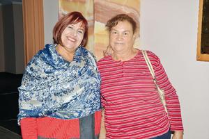 01122015 Hilda Mireya Valadez y Lolita Madrid.