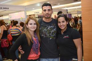 01122015 Elizabeth, Pedro y Alejandra.