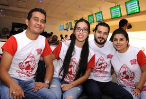 02122015 Francisco, Cynthia, Arturo y Jessica.