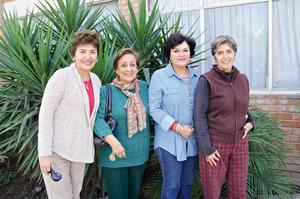02122015 Lucy, Velia Margarita, Bertha y Adriana,
