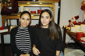 04122015 Sandra Enríquez y Sandra Fernández.