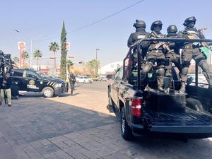 Cada unidad tendrá cámaras de video para grabar las detenciones.
