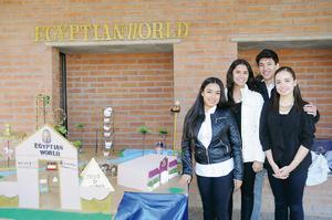 06122015 Luis, Anna, Arantya y Víctor.