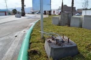Diversas carencias enmarcaron la inauguración del Parque de la Línea Verde en Torreón, apenas fue abierto por autoridades locales y estatales.