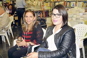 08122015 Pily Sanz e Ilse Acosta.