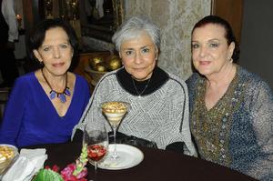 09122015 JARDINERAS.  Elisa, Daisy y Rosy.