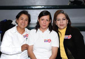 09122015 Juanita, Lolita e Isela.