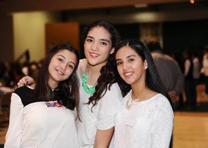 09122015 Noelie, Isabela y Mary Tere.