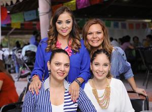 08122015 Mónica, Graciela, Maribel y Raquel.