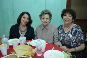 09122015 Melita, Chepis, Melita y Naima.
