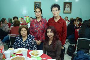 09122015 Adriana, Leonor y Pilar.