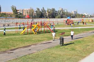 Este espacio recibirá a gente de ambos municipios.