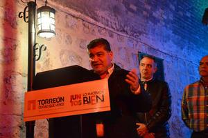Riquelme dijo que habrá inversiones anuales para la conservación del Canal.