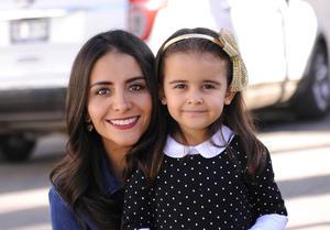 Dania y Ana Sofi