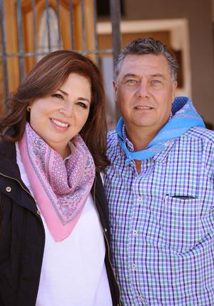Vicky y Luis