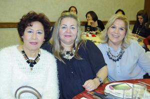 Amelia, Luisa y Consuelo