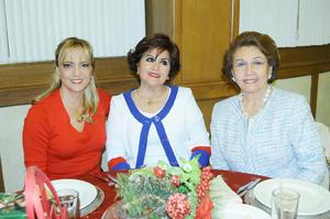 Bety, Mony y María Ángeles