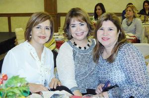 Marisol, Lupita y Carmelita