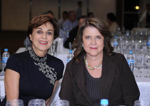 Beatriz Muñoz y Susana González