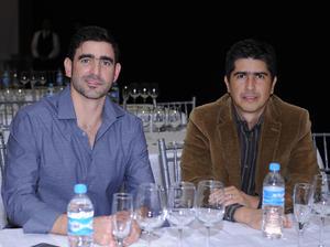 Carlos y Marcelo