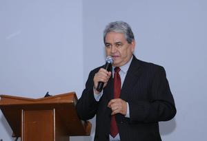 Expositor Francisco Rodríguez González