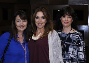 Gloria, Gris e Iliana