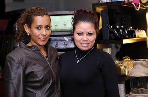 Gina y Rosalba